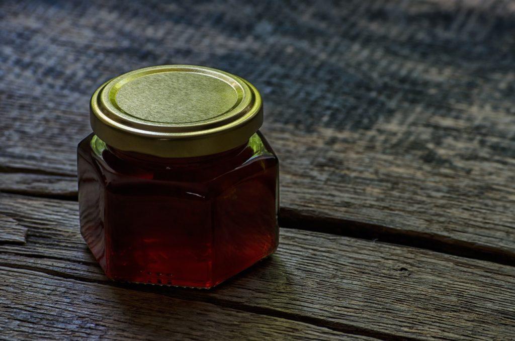 honig verschenken