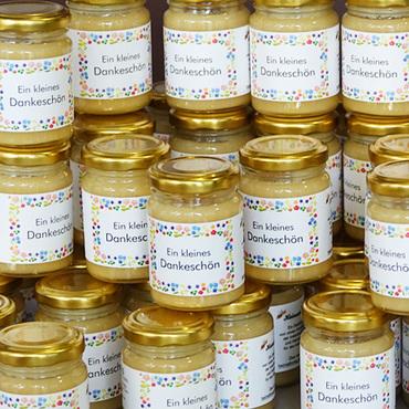 Honig als Firmengeschenk