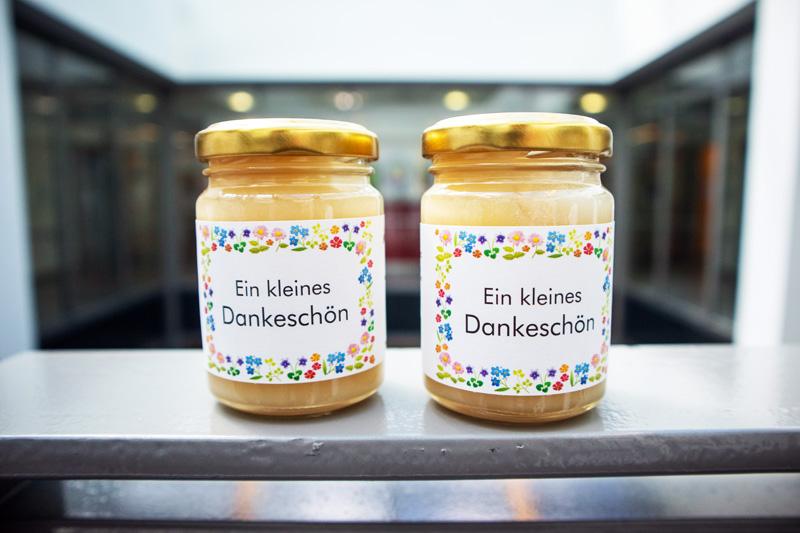 Honig für die Uniklinik Tübingen